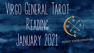 Virgo Tarot***Truth Always Comes Out***General Tarot Reading Virgo January 2021***