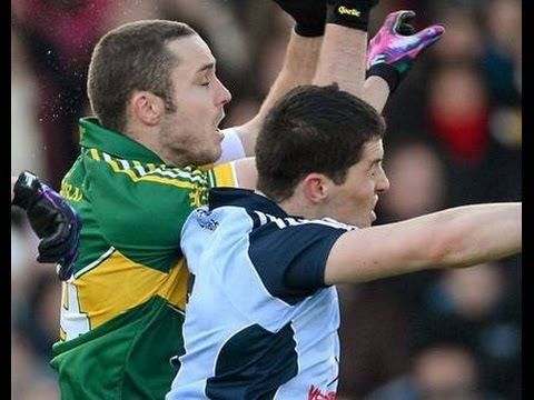 Dublin V Kerry All Ireland Semi Final Highlights 2013