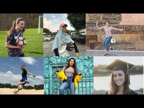 Berita bola terbaru • 6 pemain bola cantik nomor 3 membuat bangga Indonesia