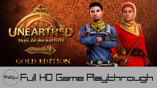 Unearthed Trail of Ibn Battuta EP 1 - Full Game Playthrough (No Commentary)