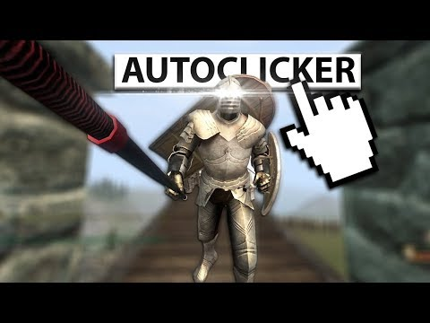 SOLOING A CASTLE WHILE AFK (AUTOCLICKER ON) - (Mount & Blade: A Clash Of Kings Day 3)