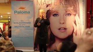 Maite Kelly - Sieben Leben für Dich. In ESSEN am 18.10.2016. Autogrammstunde + neues Album.