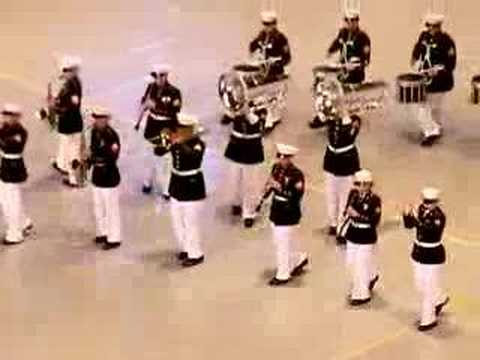 JSDF MARCHING FESTIVAL 2006 (15) -III MEF Band, Okinawa-