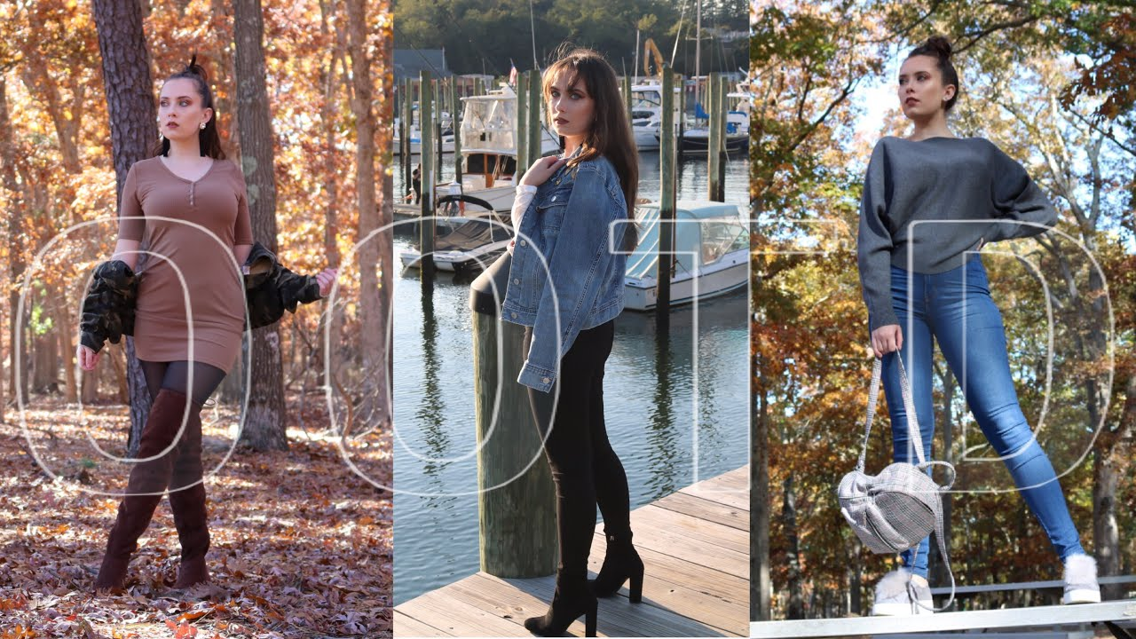 FALL LOOKBOOK 2018   casual + trendy outfit ideas 5