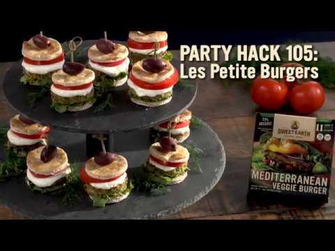 Party Hack 105 - Les Petite Burgers