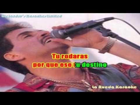 Frankie Ruiz La Rueda Karaoke Completo en el otro Canal Suscribete
