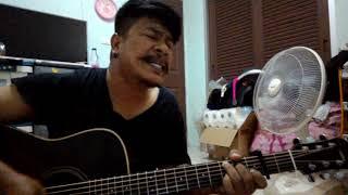 คนกลางคืน labanoon play2project cover by ชิน นักดนตรี