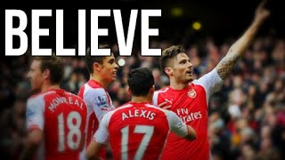 Arsenal - 2015 | Believe