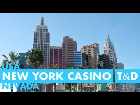 New York New York Las Vegas Hotel Casino