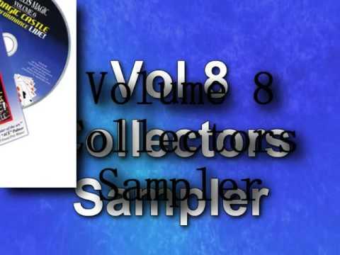 Ed Ellis Magic Vol 8 Collectors Edition Sampler
