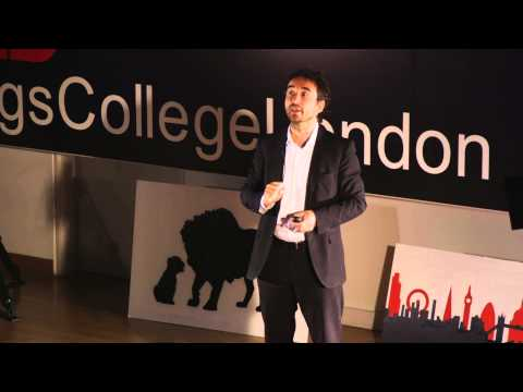 The Tactile Internet: Touch Me, Now You Can! | Mischa Dohler | TEDxKingsCollegeLondon
