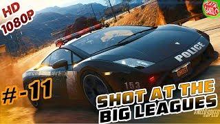 NFS RIVALS SHOT AT THE BIG LEAGUES (Lamborghini Gallardo LP 570-4) RACE 11/20 Gameplay No Commentary