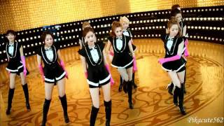 SNSD Paparazzi Mirrored Dance Version [HD + DL]