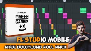 Ultrasonic Sample Pack Fl Studio Mobile - Free Download Full Pack