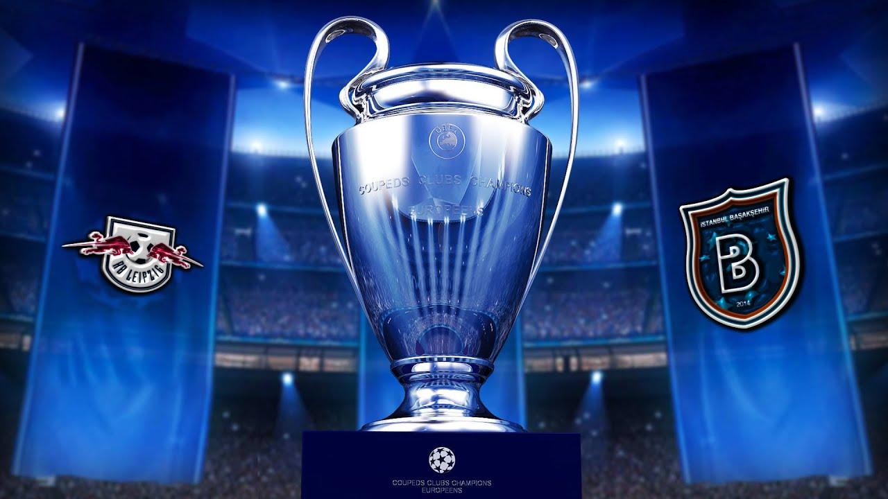 PES 2021 - RasenBallsport Leipzig vs Istanbul Basaksehir - PS4 GAMEPLAY - YouTube