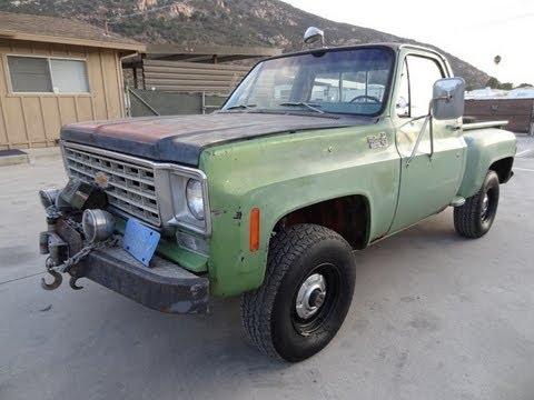 4x4 pickup