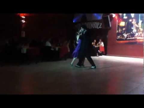 Pablo Pezoa y Benita Gonzalez tango DEJAME SER ASI