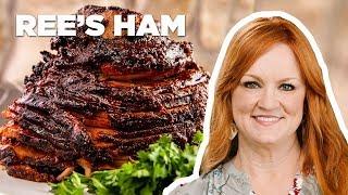 The Pioneer Women Makes Amazing Glazed Ham   Food Network