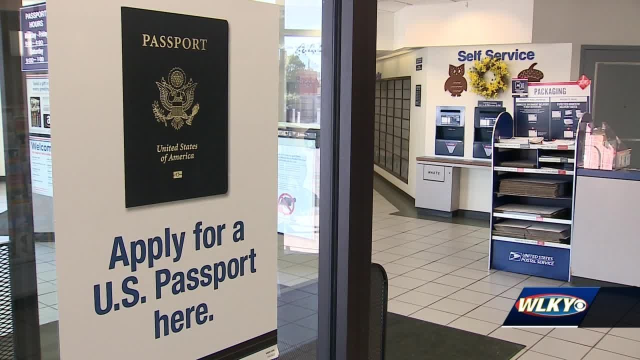 Post Office preparing for increased number of passport applications ahead  of Real ID deadline - YouTube
