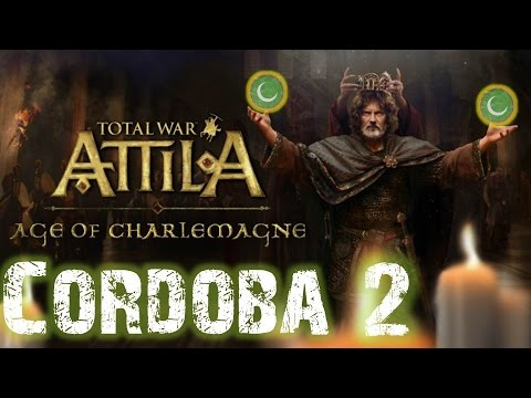 Total War: Attila - Age of Charlemagne - Emirate of Cordoba