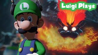 Luigi Plays: BOWSER'S FURYYY