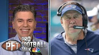 Could New England Patriots make trade for offensive weapon? | Pro Football Talk | NBC Sports