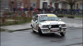 Ypres Regularity rally 2018