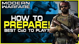 Preparing for Modern Warfare! | Best Game & Technique to Practice!