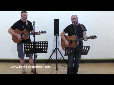 '74 - '75 - The Connells | Performed by Roger Griffiths | Bath Guitar School