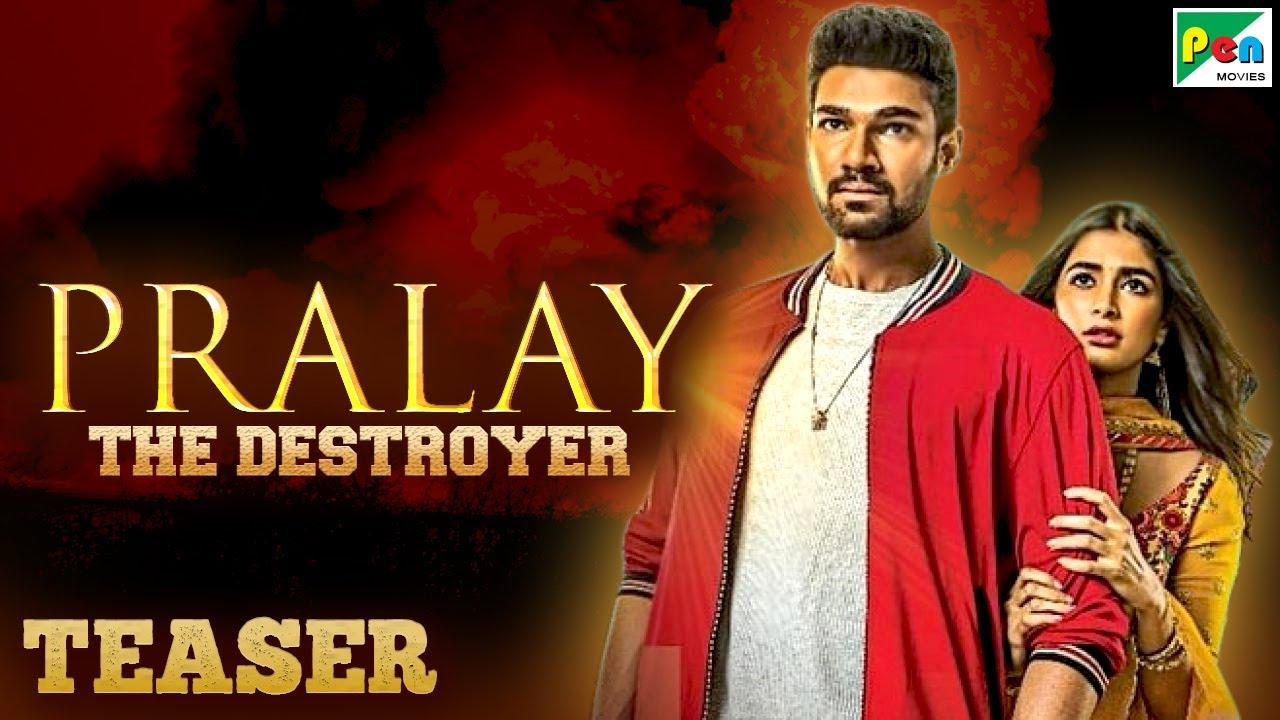 Pralay The Destroyer | Official Hindi Dubbed Movie Teaser | Bellamkonda Srinivas, Pooja Hegde