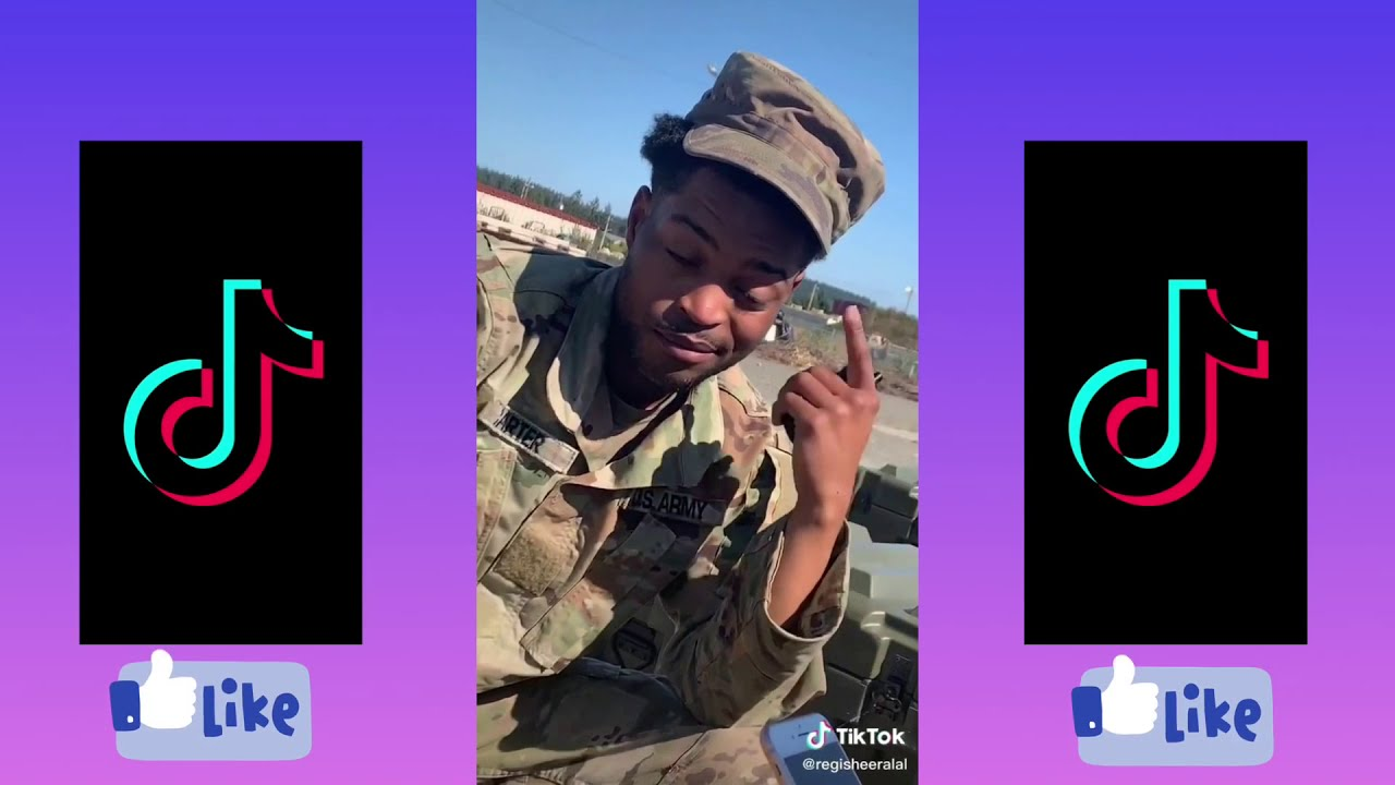 WHY DID YOU JOIN THE ARMY??? TikTok compilation, Funny