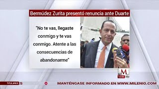 Ex jefe de la policía de Veracruz hunde a Javier Duarte