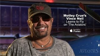 Motley Crue's Vince Neil on The Aviators (Ep. 3.12 Teaser)