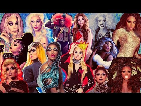 Download Youtube: RuPaul's Drag Race X : First Impression of Queens Ranking