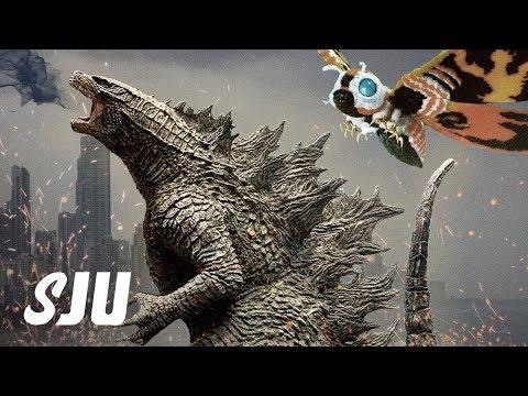 Godzilla & The Kings of Monster Movies | SJU