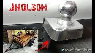 Como fazer instalação elétrica do reboque engate carretinha (passo a passo)