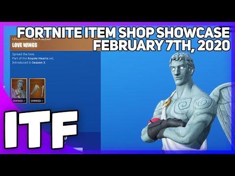Fortnite Item Shop LOVE RANGER IS BACK! [February 7th, 2020] (Fortnite Battle Royale)