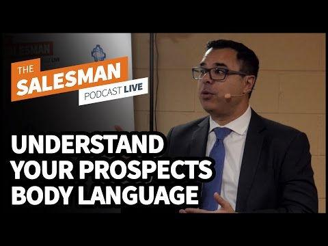 Understanding Body Language In Sales To WIN With Leo Cardenas