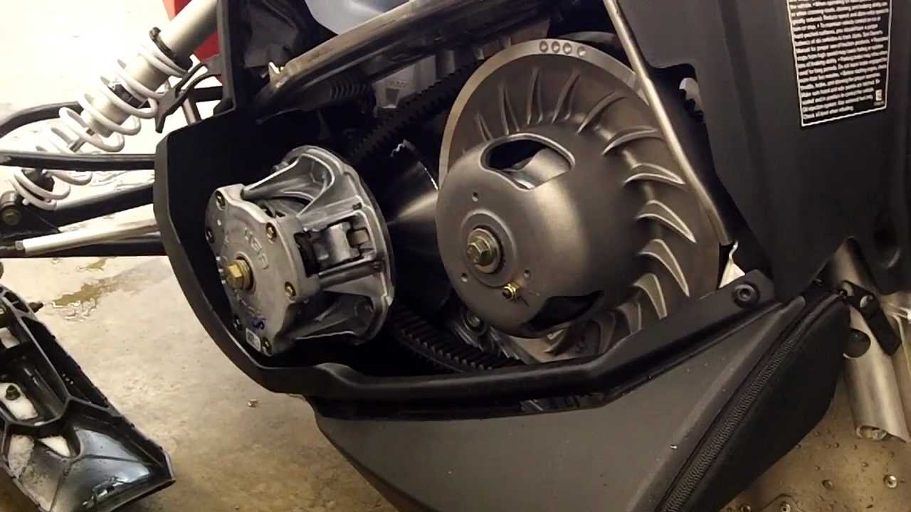 small resolution of polaris indy 600 clutch kit install