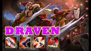 Draven montage 12 - ADC Draven Plays - Troll Or Afk
