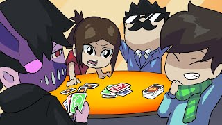 UNO with Corpse, Sykkuno and Toast