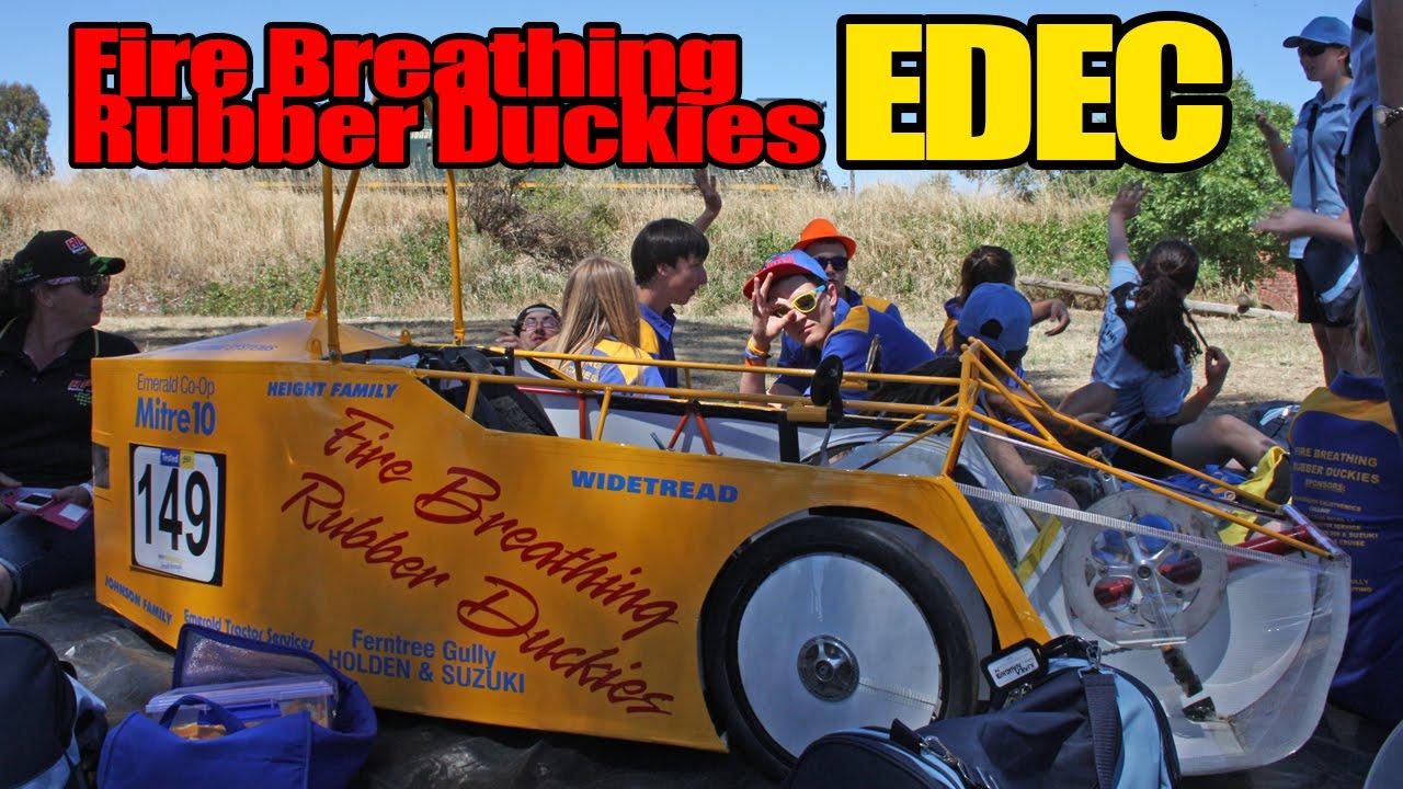 Fire Breathing Rubber Duckies Edec Youtube