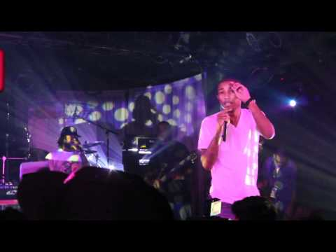 N.E.R.D. Sooner or Later Live ( The Coors Light® Search for the Coldest National Tour)