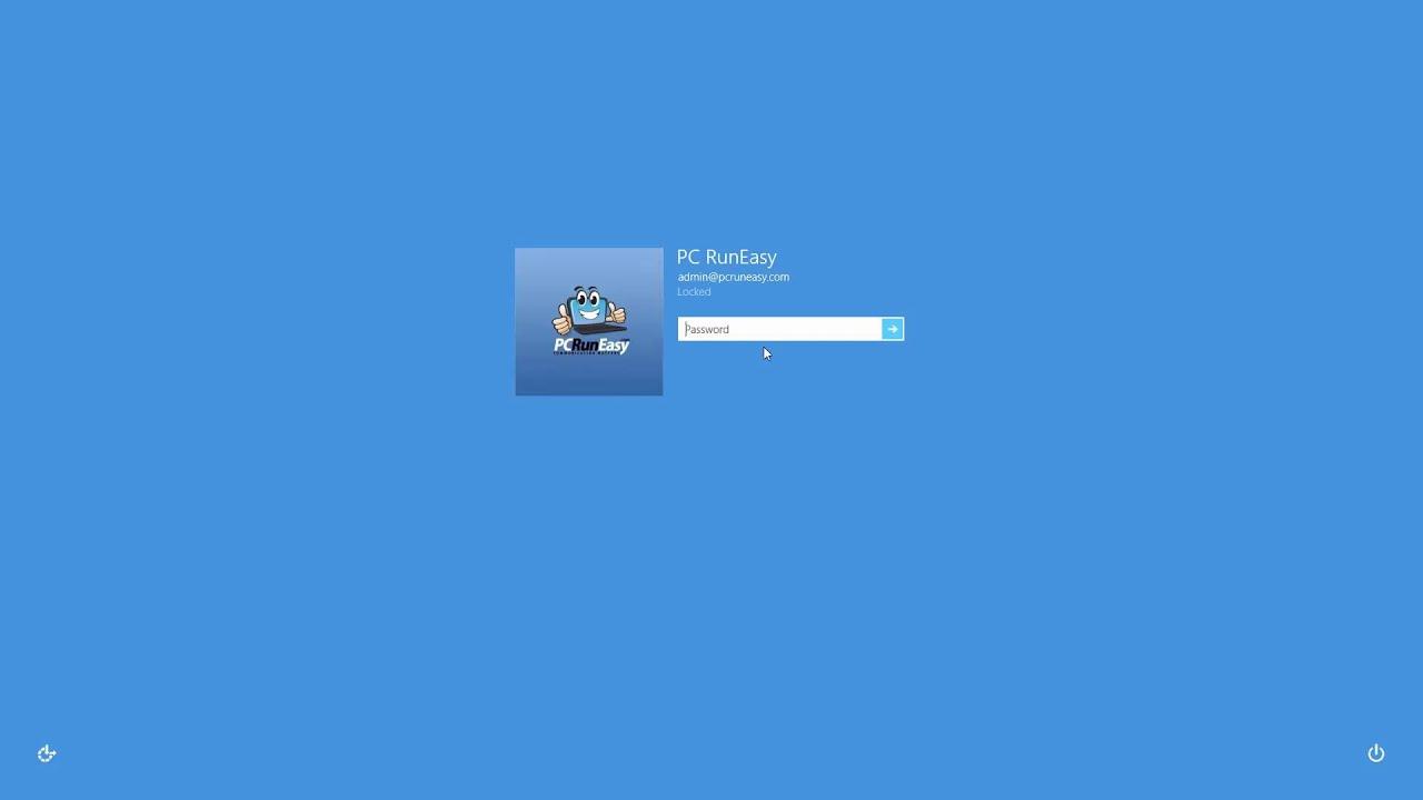 how to change lock screen password on windows 8.1