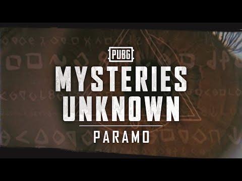 Season 9  - Mysteries Unknown: Paramo   PUBG DE