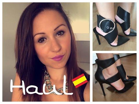 Haul Solde & Mes achats espagnol !
