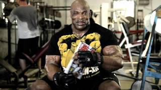 Ronnie Coleman on the October 2012 Issue of Muscular Development Magazine