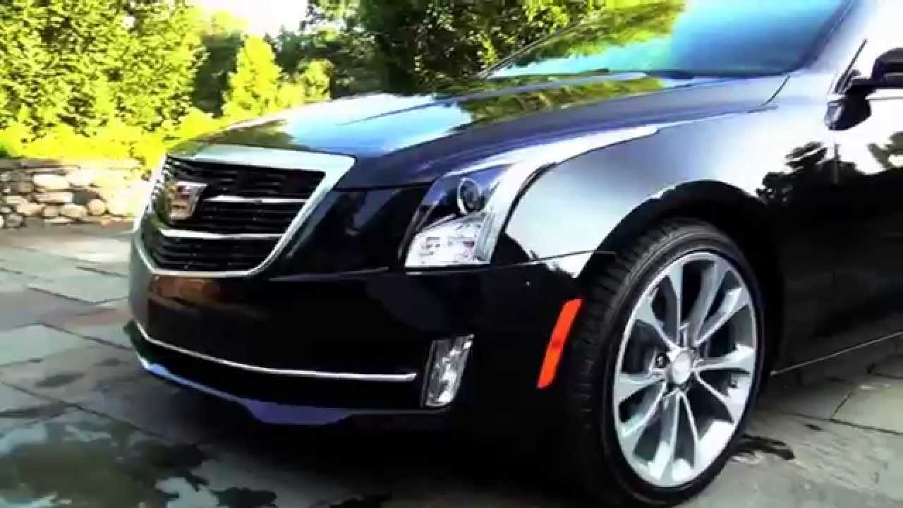 2015 Cadillac ATS Sedan and Coupe at the Winvian Resort - YouTube
