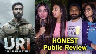 URI Movie Honest Public Review | Vicky Kaushal, Yami Gautam, Paresh Rawal | Press Show Review