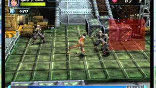 Arc the lad end of darkness gameplay pcsx2